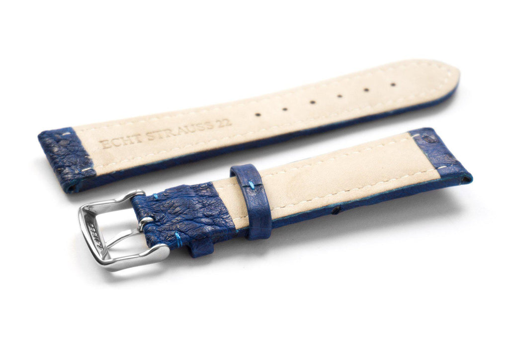 Genuine Ostrich Navy - Cheapest NATO Straps  - 2