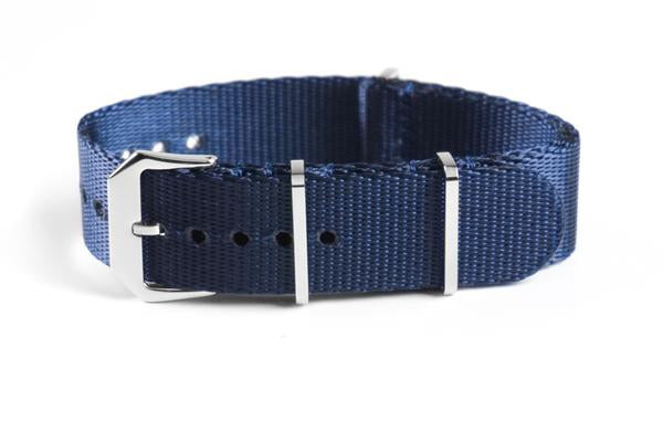Heavy Duty Seat Belt NATO Strap Navy