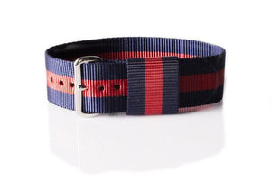RAF Strap Navy and Red