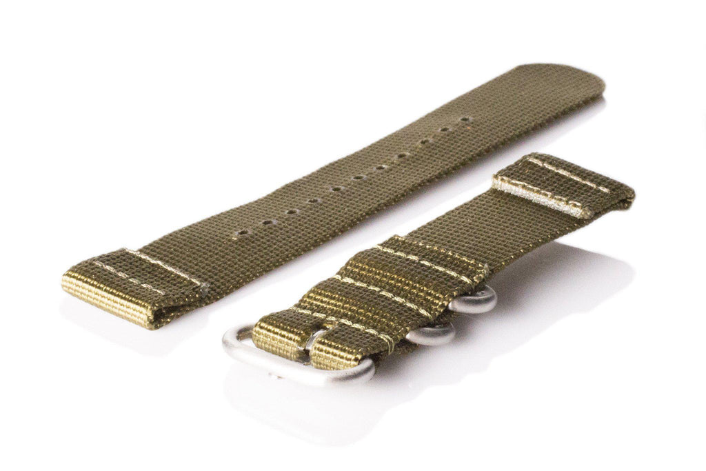 Smart Watch Strap Olive - Cheapest NATO Straps  - 2