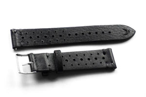 Kvarnsjö Premium Racing Black with black stitching