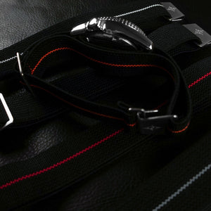 Marine Nationale Strap Black and White