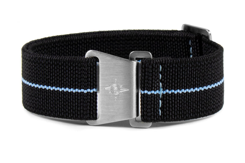 Marine Nationale Strap Black and Blue