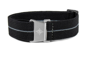 Marine Nationale Strap Black and Gray