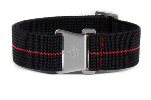 Marine Nationale Strap Black and Red