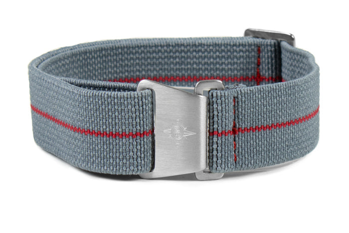 Marine Nationale Strap Gray and Red