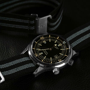 "Marine Nationale Strap ""James Bond"""