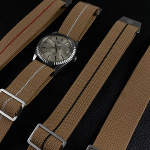 Marine Nationale Strap Khaki