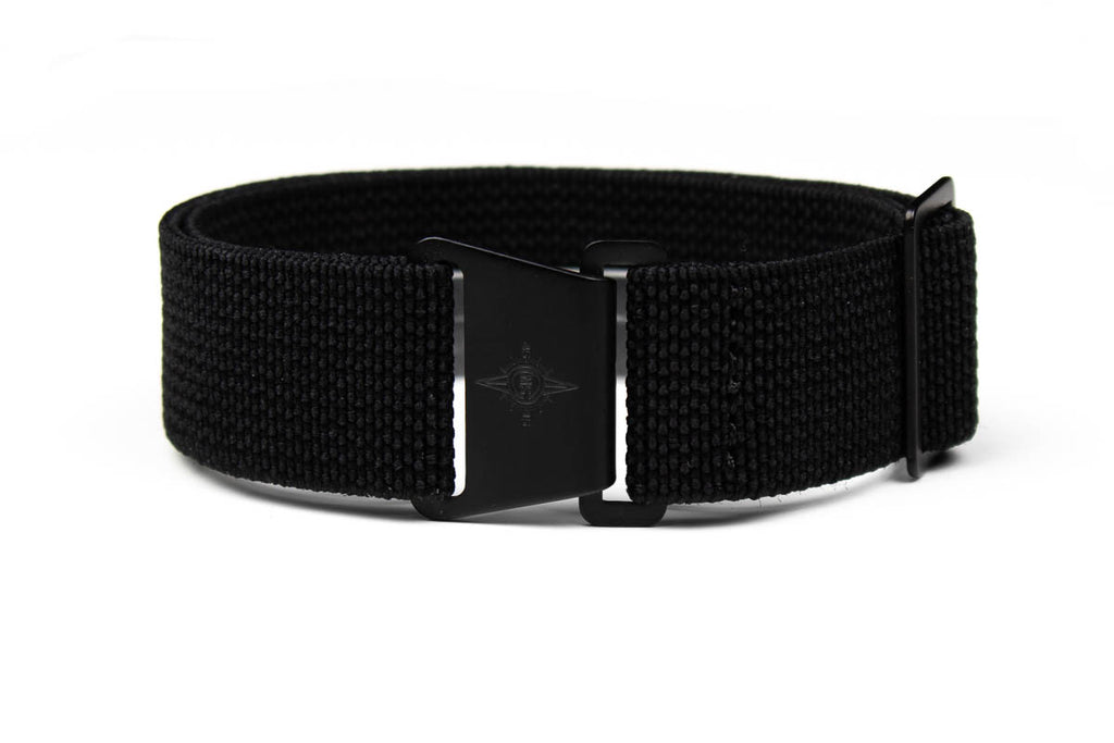Marine Nationale PVD Strap Black