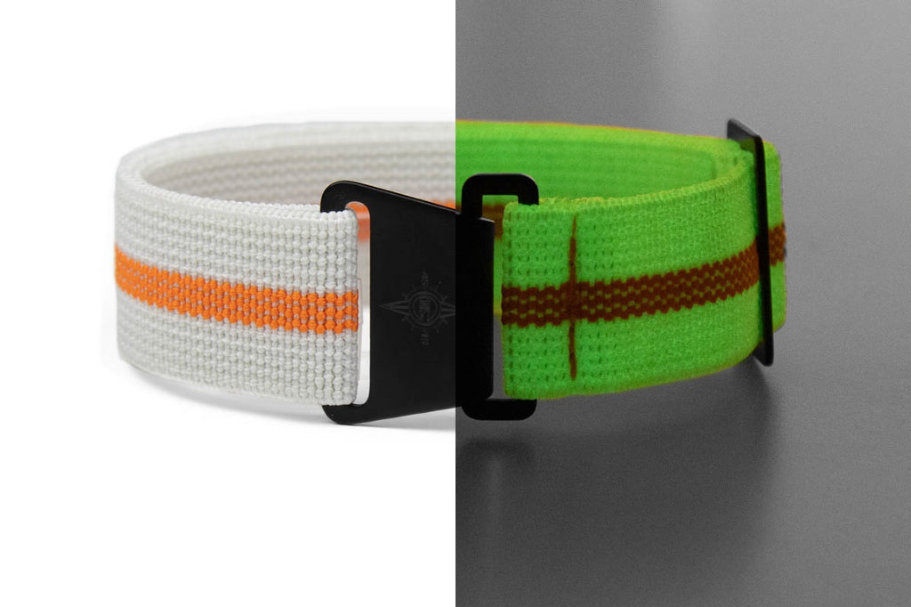 Marine Nationale PVD Strap Lume and Orange