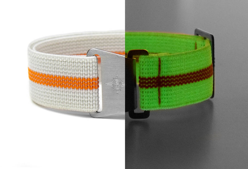 Marine Nationale Strap Lume and Orange