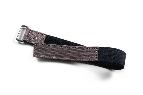 NASA Strap Dark Gray Canvas