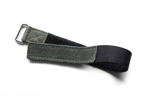 NASA Strap Gray Suede