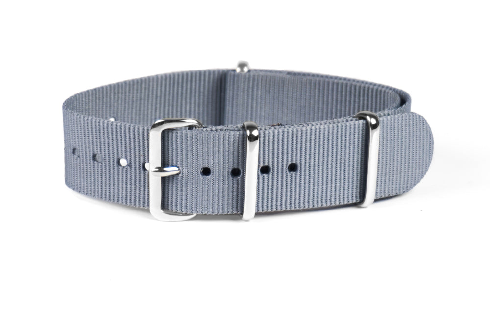 NATO Strap Light Gray