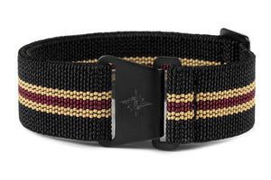"Marine Nationale PVD Strap ""The Black Bay"""