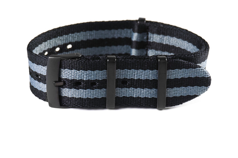 "PVD Deluxe Seat Belt NATO ""James Bond"""