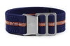 Paratrooper Strap Navy, Orange and Lume