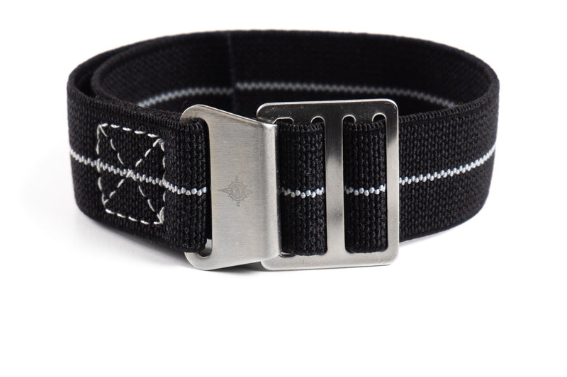 Paratrooper Strap Black and Gray