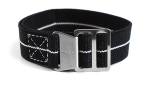 Paratrooper Strap Black and White