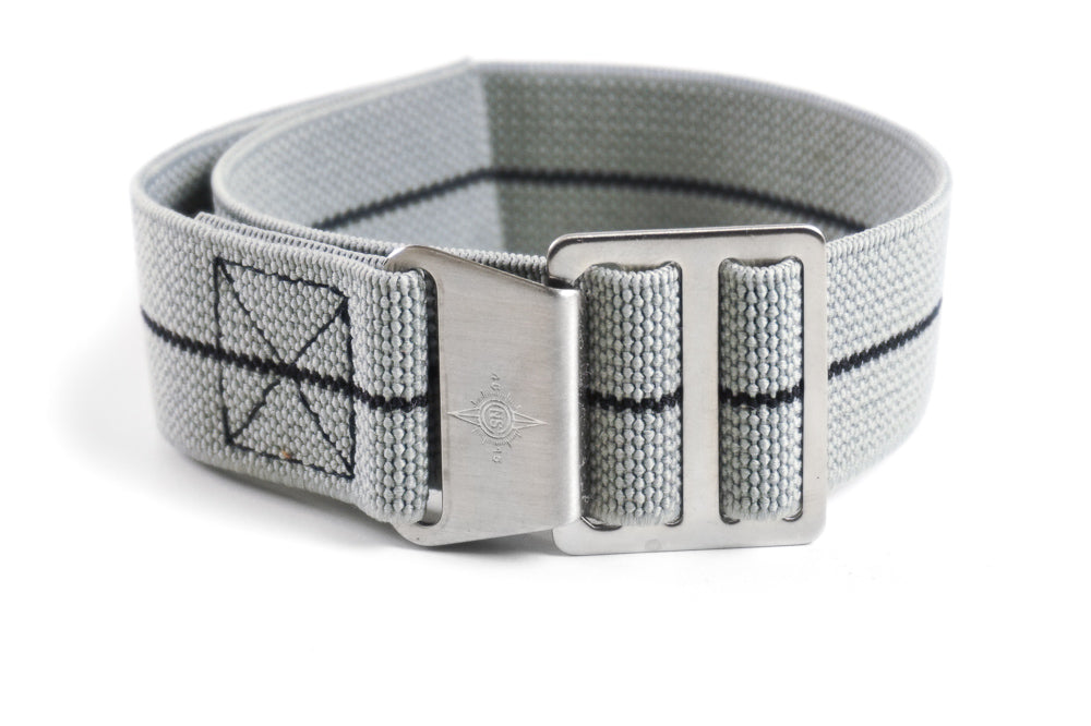 Paratrooper Strap Gray and Black