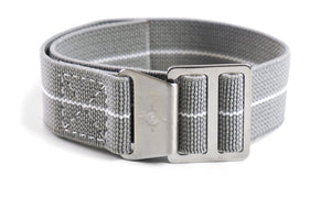 Paratrooper Strap Gray and White