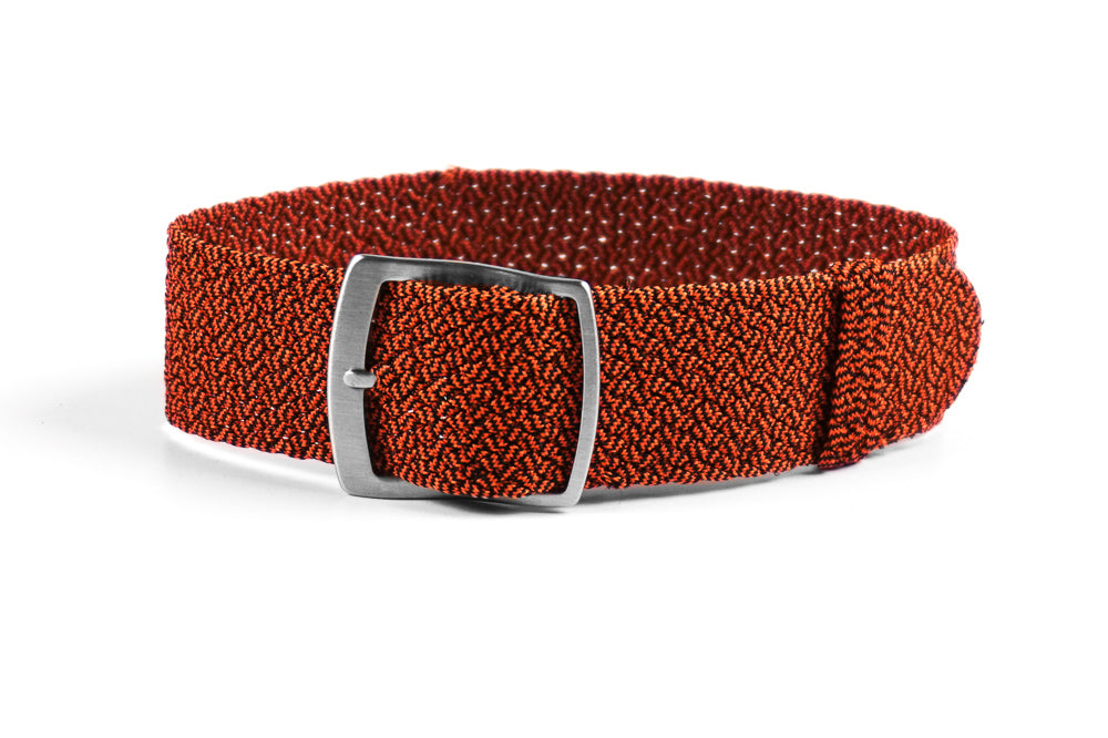 Cloudy Perlon strap Autumn (18 & 22 mm)