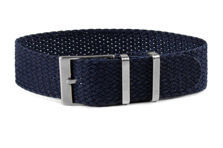 Perlon strap 2.0 Midnight