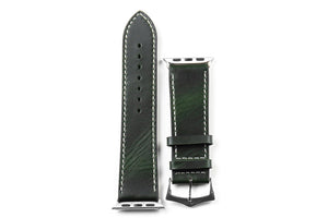 Apple Watch Strap Premium Classic British Racing Green
