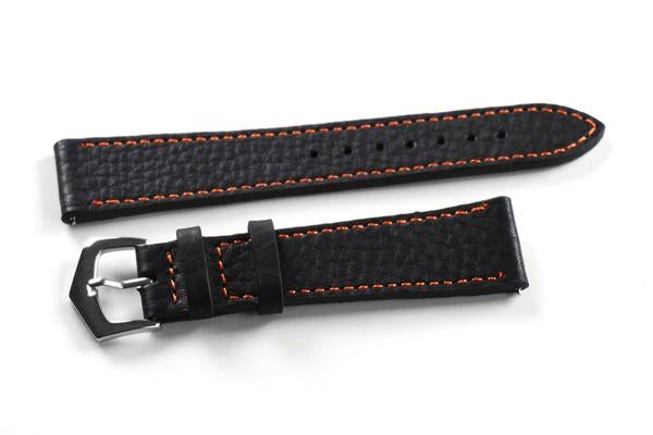 Premium Classic Black and Orange