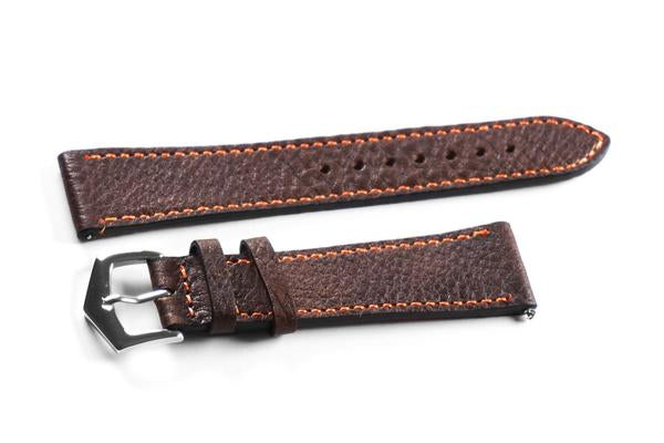 Premium Classic Brown and Orange