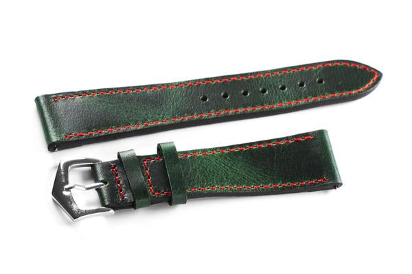 Premium Classic Dark Green and Red