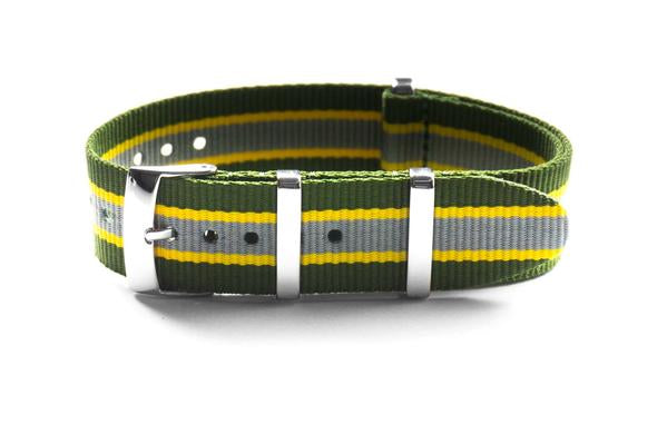 Retro NATO Strap Greenfield (22 mm)