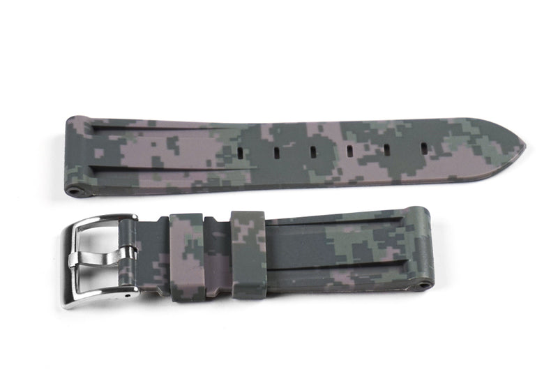 Rubber Gray Camo