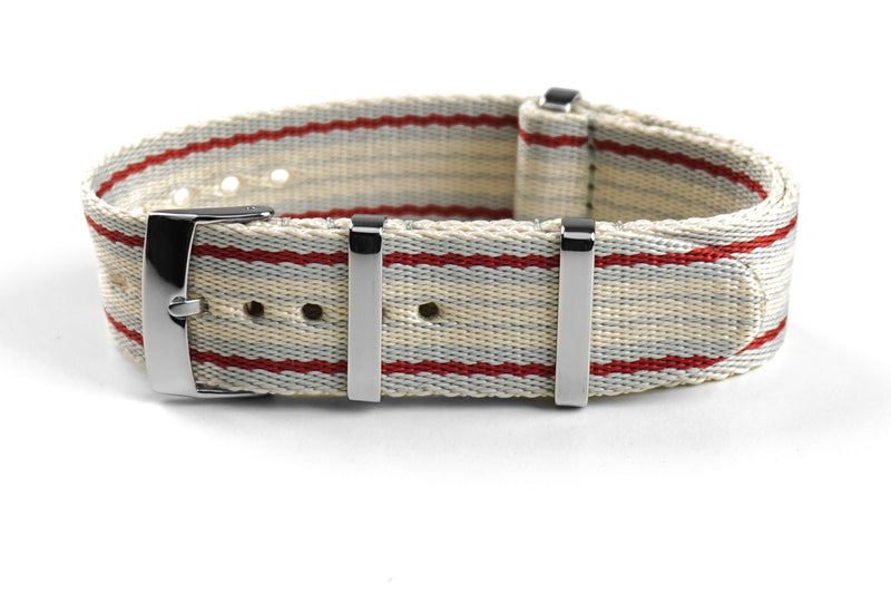 Deluxe Seat Belt NATO Regatta (18 & 22 mm)