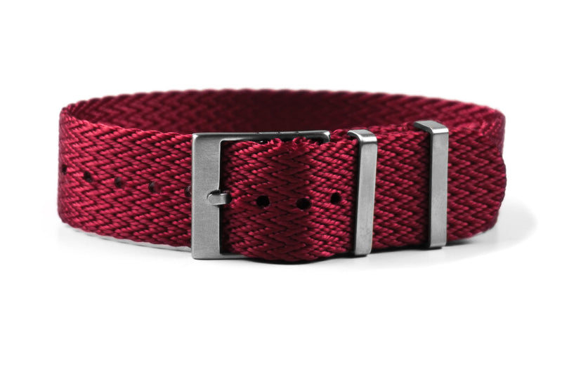 SharkTooth Strap Burgundy