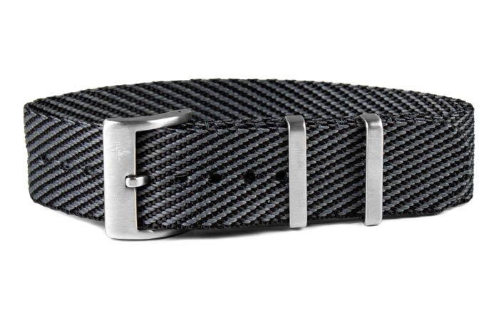 Single Pass Strap Anthracite