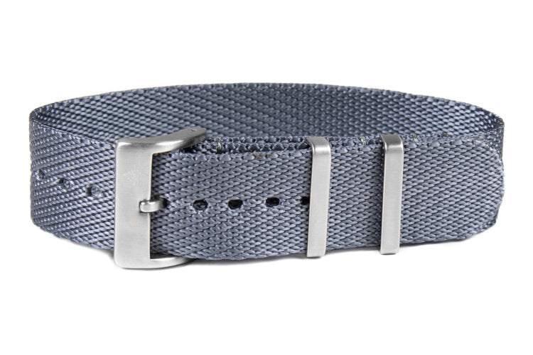 Single Pass Strap Gray