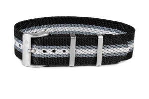 "Single Pass Strap ""The Silver Snoopy"""