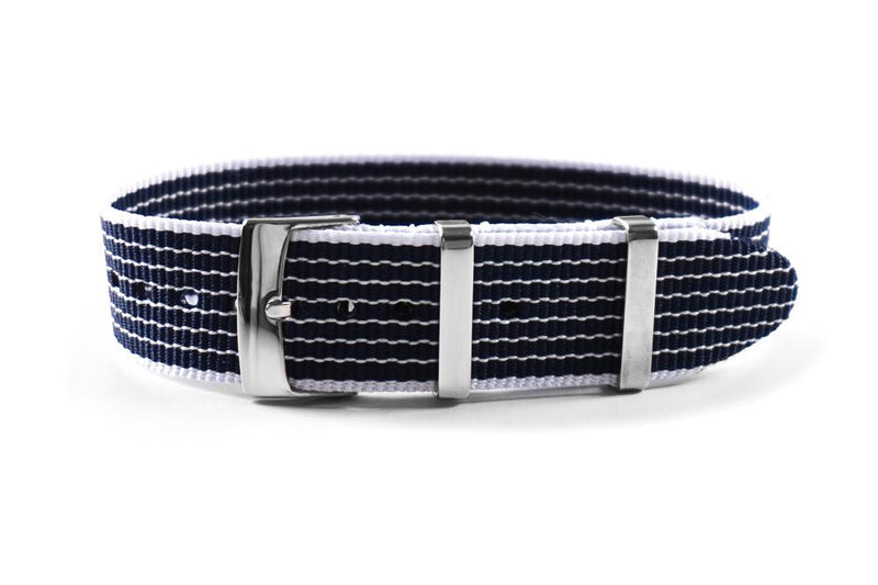 Single Pass Strap La Mariniere (18, 20 & 22 mm)