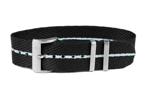 Single Pass Strap Black and Lume