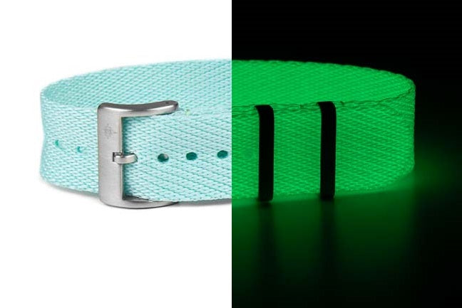 "Single Pass Strap ""The Mint Lumed"""