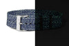 "Single Pass Strap ""The Nightsky Lumed"""