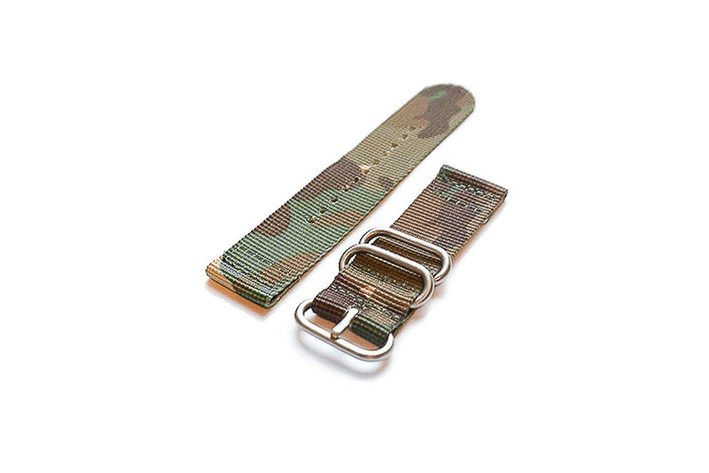 Smart Watch Strap Camouflage - Cheapest NATO Straps