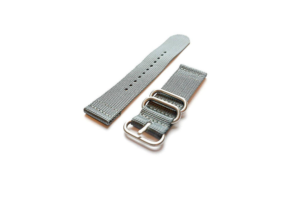 Smart Watch Strap Grey - Cheapest NATO Straps