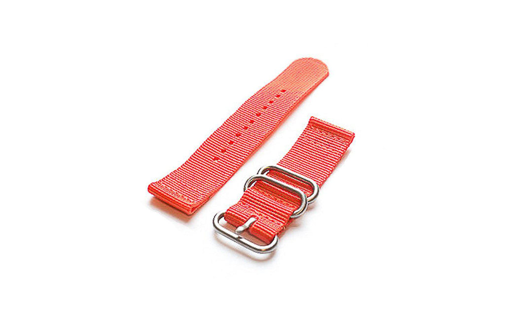 Smart Watch Strap Orange - Cheapest NATO Straps