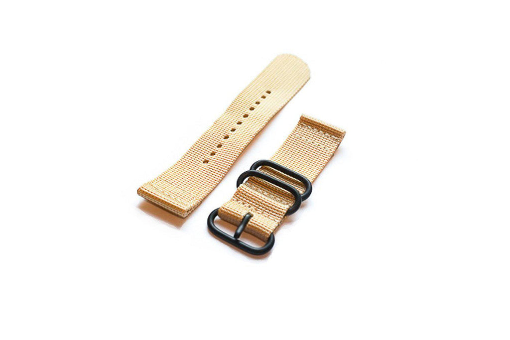 Smart Watch Strap PVD Beige - Cheapest NATO Straps