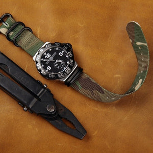 PVD Zulu Strap 5-ring Camouflage - Cheapest NATO Straps  - 3
