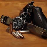 PVD Zulu Strap 5-ring Camouflage - Cheapest NATO Straps  - 5