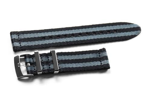 Two Piece Seatbelt James Bond (18 & 20 mm)
