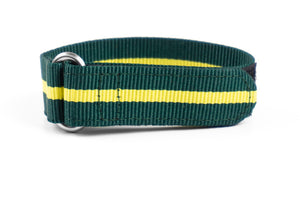 Velcro Diver Green and Yellow